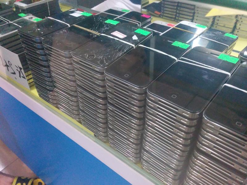 Продажа телефонов под восстановление в Шеньчжене