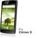 Fly анонсировала в России четырехъядерный смартфон Fly Cirrus 3