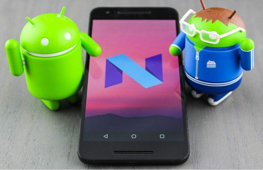 Выход Android 7.0 Nougat, подготовка к IFA 2016 и iPhone 7