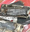 Новый случай самовозгорания iPhone 7