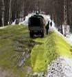 Первоуральцы вновь «обрадовались» зеленому снегу