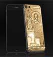 Новый люксовый iPhone 7 с 46 бриллиантами и рубином