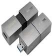 Kingston удваивает емкость самого большого на сегодняшний день USB-накопителя