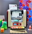 XYZprinting продемонстрировала на CES 2017 новые 3D-принтеры, 3D-ручку и камеру для «закаливания» фотополимерных изделий