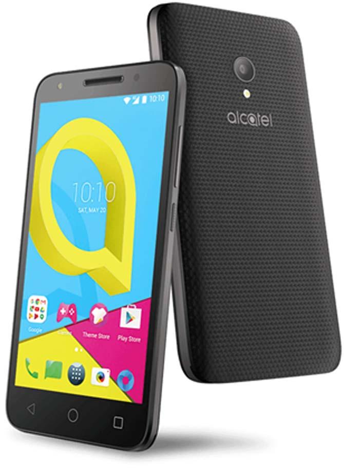 Alcatel U5: смартфон с  отличными возможностями для селфи