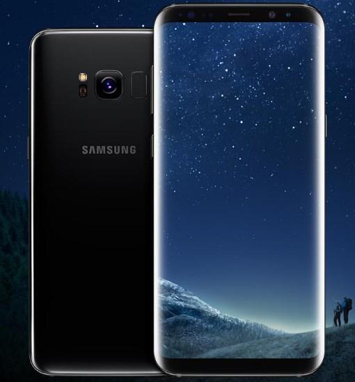 Стартовал прием предзаказов на Samsung Galaxy S8