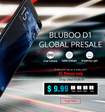 Предзаказ смартфона BLUBOO D1 с двойной камерой стартует 24 апреля