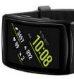Изображения и технические характеристики Samsung Gear Fit 2 Pro