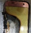 Samsung Galaxy S7 взорвался в руках пользователя