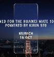 Презентация Huawei Mate 10 назначена на 16 октября
