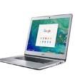 Новый Acer Chromebook 15 с алюминиевым корпусом