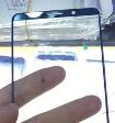 В сети появились фото дисплея Huawei Mate 10 Pro