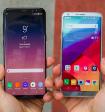 Samsung Galaxy S9 и LG G7 могут выйти в январе