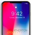 iPhone 2018 оснастят встроенным в экран сканером отпечатков пальцев
