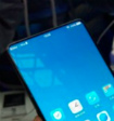 Vivo представила необычный безрамочный смартфон