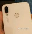 Huawei Nova 3e замечен на видео