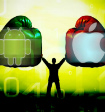 Пользователи Apple покупают приложения чаще владельцев Android