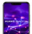 Huawei Mate 20 Lite на официально рендере
