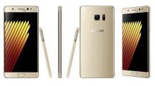 Известны точные характеристики Samsung Galaxy Note 7