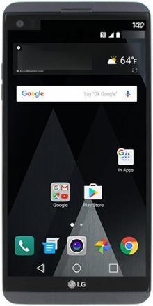 LG V20 и второй дисплей: новый рендер от evleaks