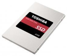 Toshiba расширяет ассортимент SSD, представляя новую линейку А100