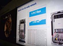 «МегаФон» продемонстрировал мобильный интернет пятого поколения