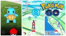 Выбор смартфона для Pokemon Go