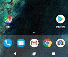 Pixel Launcher доступен для скачивания в Google Play