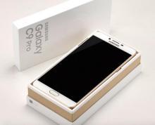 Samsung Galaxy C9 Pro: дизайн и спецификации