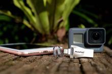 Представлен новый картридер для устройств Apple