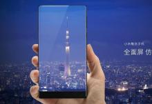 Xiaomi Mi Mix: керамический смартфон без рамок