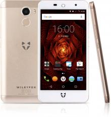 В России анонсирован смартфон Wileyfox Swift 2