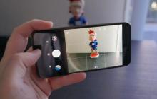 Google обещает решить проблему бликов в камере Pixel и Pixel XL