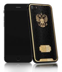 Caviar устранили недостаток Apple iPhone 7