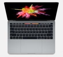 MacBook Pro с сенсорной панелью представлен официально