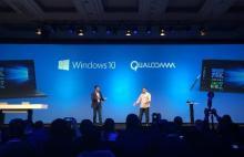 Snapdragon 835 появится в компьютерах под управлением Windows 10