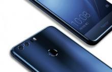 Honor 8 начнет обновляться до Android 7.0 Nougat сегодня