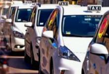 Таксисты протестуют против Uber
