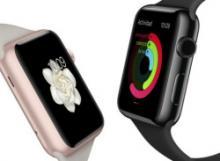 Apple Watch 3 перейдут на новые тачскрины