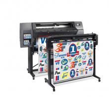 Новые широкоформатные принтеры HP