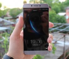 Обзор LeEco Le Max 2: самый доступный смартфон на Snapdragon 820