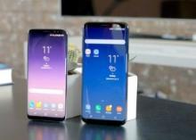 Samsung Galaxy S9 оснастят 7-нм Snapdragon и 8-нм Exynos