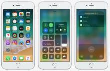 IOS 11: Wi-Fi и Bluetooth можно выключить только в настойках