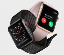 У новых Apple Watch проблема с LTE
