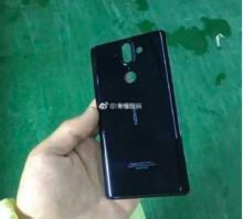В сети появились изображения задней крышки Nokia 9