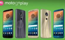 В сети появились рендеры Moto G6, Moto G6 Plus и Moto G6 Play