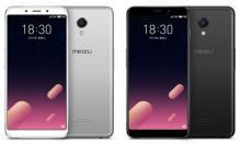 Meizu официально представила первый безрамочный смартфон — Meizu M6s
