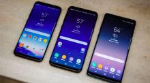Samsung Galaxy Note 9 — первые подробности