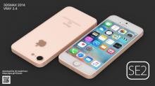 Концепт iPhone SE 2: быть или не быть?