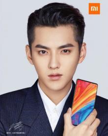 Xiaomi Mi Mix 2S на официальных тизерах